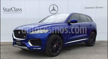 Foto Jaguar F-Pace R-Sport usado (2017) color Azul precio $899,900