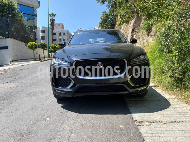 Jaguar F-Pace First Edition usado (2017) color Negro Ebony precio $950,000