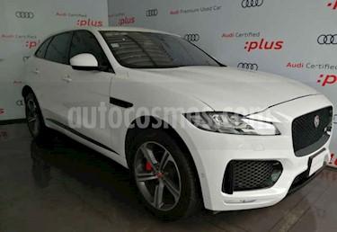 Foto Jaguar F-Pace R-Sport usado (2017) color Blanco precio $845,000