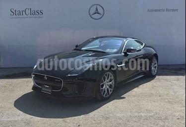 foto Jaguar F-Type V8 R Coupé usado (2020) color Negro precio $1,099,900