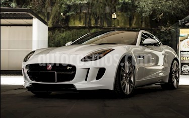Jaguar F-Type V8 R Coupe usado (2015) color Blanco Polaris precio $1,199,000