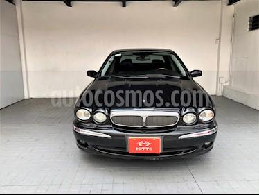 foto Jaguar S-type 3.0L V6 usado (2006) color Plata precio $128,000