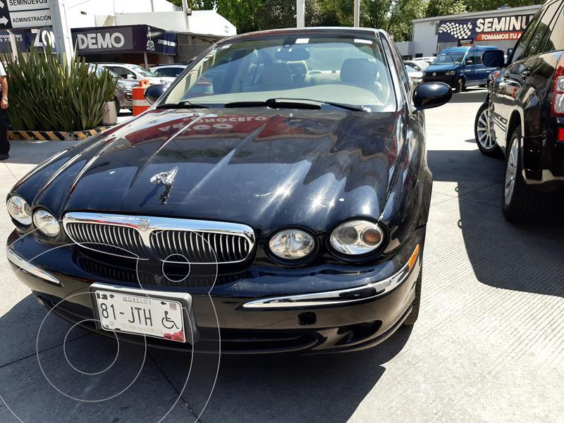 Foto Jaguar X-type 3.0L V6 Aut usado (2005) color Negro precio $162,000