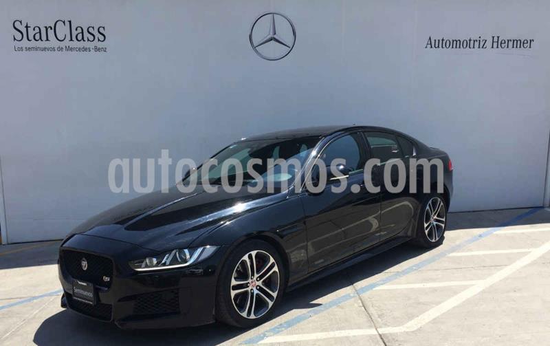 Jaguar XE S usado (2016) color Negro precio $519,900