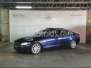 Jaguar XE XE Pure Tech L4/2.0/T Aut usado (2016) color Azul precio $449,000