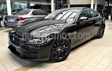 Foto venta Auto usado Jaguar XE Prestige (2018) color Negro precio $715,000