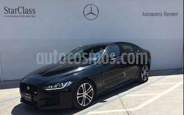 Foto venta Auto usado Jaguar XE S (2016) color Negro precio $599,900