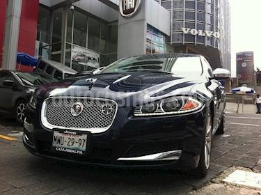Jaguar XF Luxury usado (2014) color Azul precio $379,900