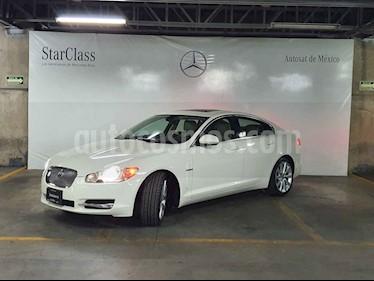Jaguar XF 4p XF Luxury Premium V8 4.2L aut piel Lujo usado (2010) color Blanco precio $229,000