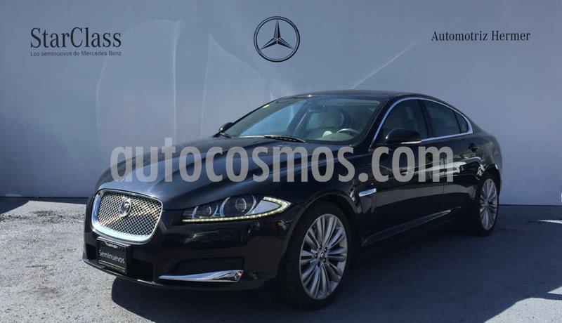 Jaguar XF Luxury Premium 3.0L usado (2012) color Negro precio $259,900