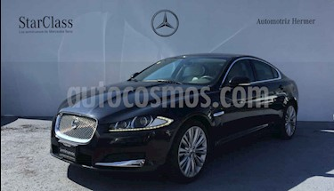 Jaguar XF 4p Premium Luxury V6 3.0 aut usado (2012) color Negro precio $319,900