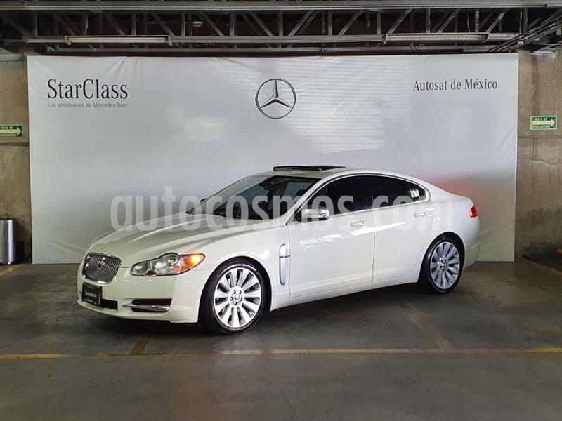 Jaguar XF Premium Luxury usado (2009) color Blanco precio $229,000