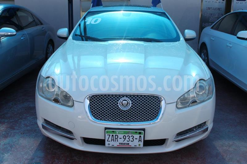 Jaguar XF Premium Luxury usado (2010) color Blanco precio $289,000