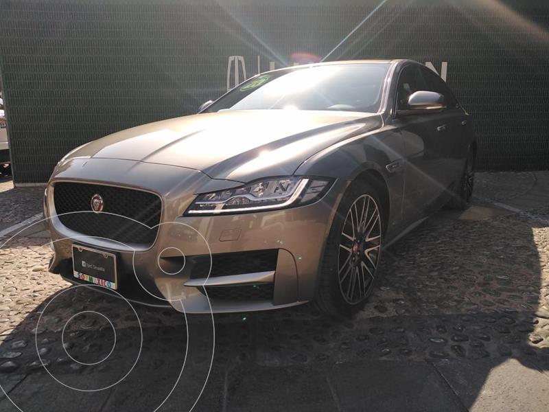 Foto Jaguar XF R-Sport usado (2020) color Bronce financiado en mensualidades(enganche $312,500)