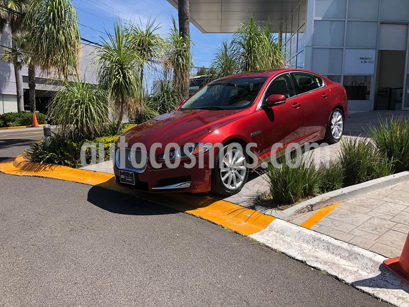 Jaguar XF Luxury 3.0L usado (2012) color Rojo precio $273,000