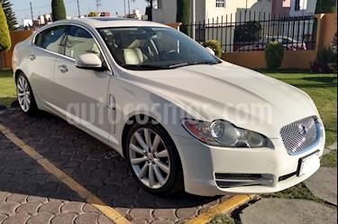 Jaguar XF Luxury usado (2010) color Porcelana precio $228,000