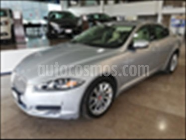 Jaguar XF XF LUXURY 2.0L TURBO usado (2015) color Plata precio $479,900