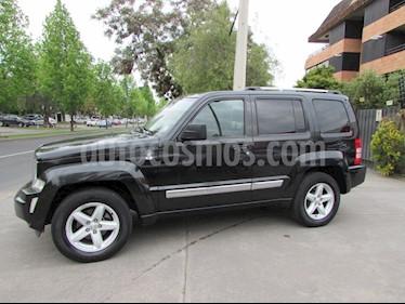 Jeep Cherokee Liberty 3.7 Limited LX Aut 5P usado (2012) color Negro precio $8.990.000