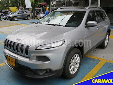 Foto venta Carro usado Jeep Cherokee 2.8L Sport TDi (2015) color Plata precio $75.900.000