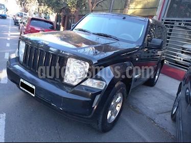 Jeep Cherokee Sport 3.7 Aut usado (2010) color Negro precio $750.000