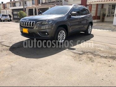 Jeep Cherokee 3.2L 4x4 Longitude Plus  usado (2019) color Gris Metalico precio $115.900.000