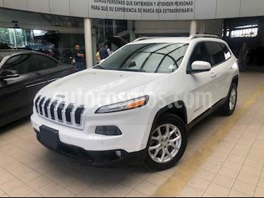 Foto venta Auto usado Jeep Cherokee Latitude (2015) color Blanco precio $250,000