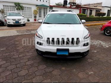 Foto venta Auto usado Jeep Cherokee Latitude (2014) color Blanco precio $249,700
