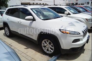 Foto venta Auto usado Jeep Cherokee Latitude (2015) color Blanco precio $260,000
