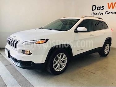 Foto venta Auto usado Jeep Cherokee Latitude (2015) color Blanco precio $248,600