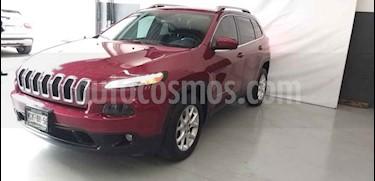 Foto venta Auto usado Jeep Cherokee Latitude (2015) color Rojo precio $239,000