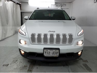 foto Jeep Cherokee Latitude usado (2015) color Blanco precio $237,500