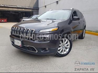 Foto Jeep Cherokee Limited Plus usado (2015) color Granito precio $285,000