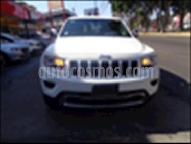 Foto Jeep Cherokee Limited Premium usado (2015) color Blanco precio $405,000