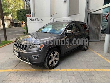 Foto venta Auto usado Jeep Cherokee Limited Premium (2014) color Gris precio $335,000