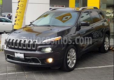 Foto venta Auto Seminuevo Jeep Cherokee Limited Premium (2014) color Gris precio $297,000