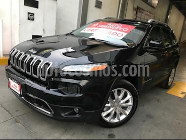 Foto venta Auto Seminuevo Jeep Cherokee Limited Premium (2015) color Negro precio $325,000