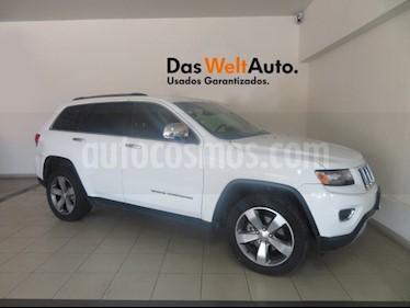 Foto venta Auto Seminuevo Jeep Cherokee Limited Premium (2014) color Blanco