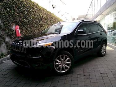 Foto venta Auto Seminuevo Jeep Cherokee Limited Premium (2015) color Negro precio $320,000