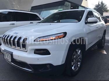 Foto venta Auto usado Jeep Cherokee Limited Premium (2015) color Blanco precio $309,000