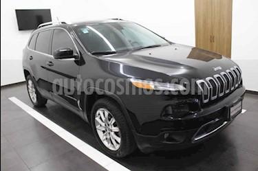 Foto venta Auto usado Jeep Cherokee Limited Premium (2015) color Negro precio $319,000