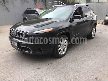Foto venta Auto usado Jeep Cherokee Limited Premium (2014) color Negro precio $268,997