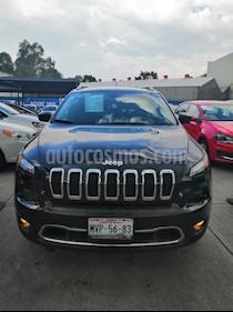 Foto venta Auto usado Jeep Cherokee Limited (2015) color Negro precio $290,000