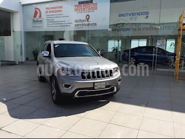 Foto venta Auto Seminuevo Jeep Cherokee Limited (2014) color Plata precio $344,000