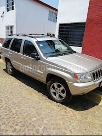 Jeep Cherokee Limited usado (2003) color Granito precio $78,000