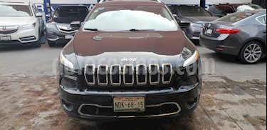 Foto venta Auto Seminuevo Jeep Cherokee Limited (2014) color Negro precio $270,000