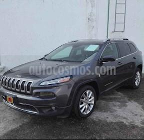 Foto venta Auto usado Jeep Cherokee Limited (2015) color Blanco precio $250,000