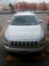 Foto venta Auto Seminuevo Jeep Cherokee Limited (2015) color Blanco precio $260,000