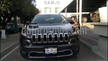 Foto venta Auto usado Jeep Cherokee Limited (2014) color Negro precio $279,000