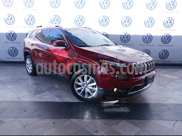 Foto Jeep Cherokee Limited usado (2016) color Rojo precio $319,000