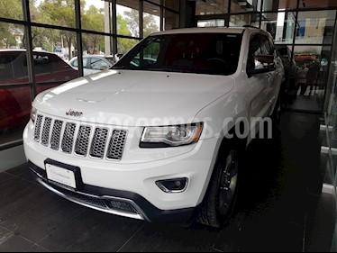Foto venta Auto usado Jeep Cherokee Limited (2015) color Blanco precio $403,000